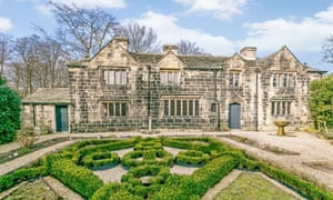Longley Old Hall, Longley, Huddersfield.