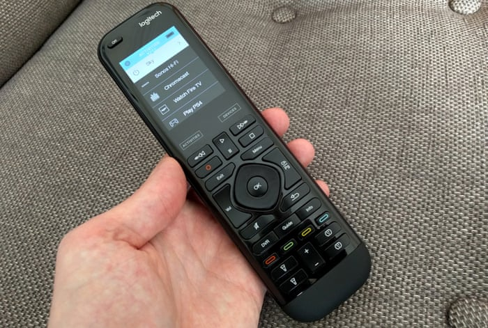 Logitech Harmony Elite review: easy to use remote that takes