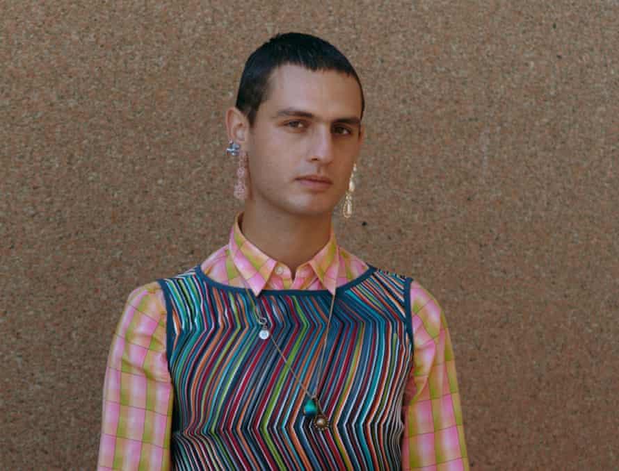 Jordon Gogoas. Fashion week Sydney 2021.
