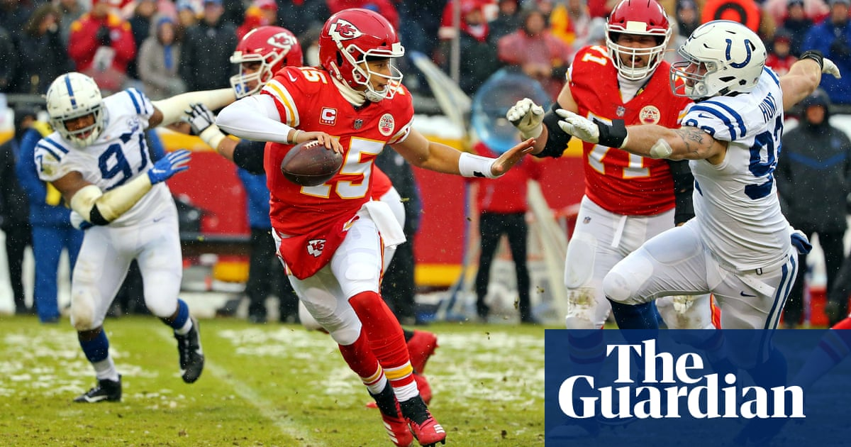 Chiefs and Rams move to brink of Super Bowl with divisional playoff wins c57e14b0c