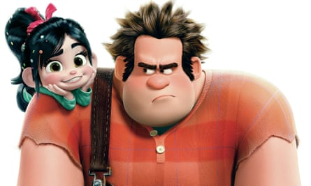 Wreck It Ralph 2 Is Proof Disney Now Owns Everything Even Its Own Sexism Film The Guardian