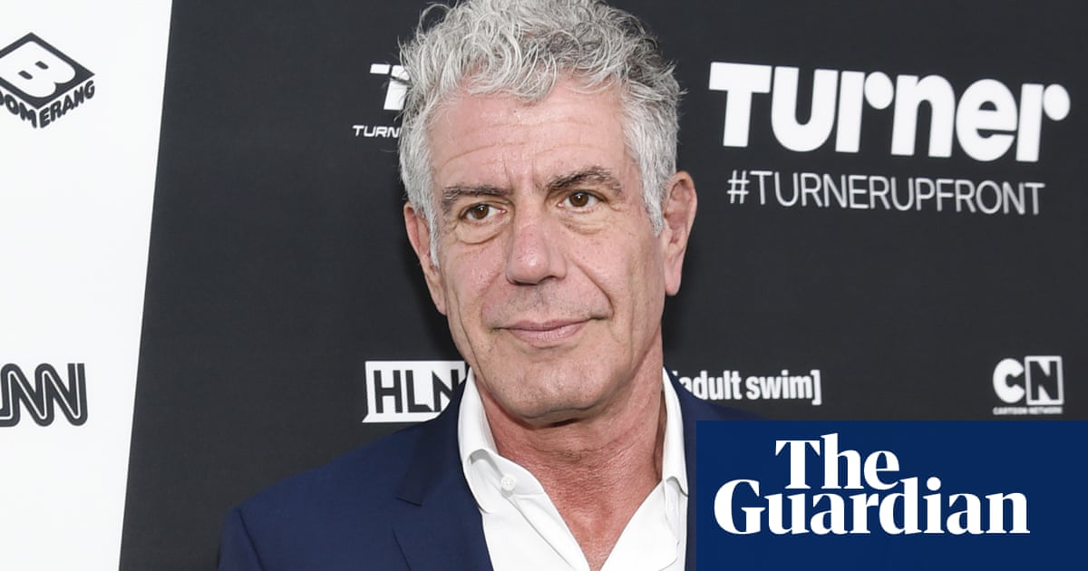 Anthony Bourdain documentary sparks backlash for using AI to fake voice