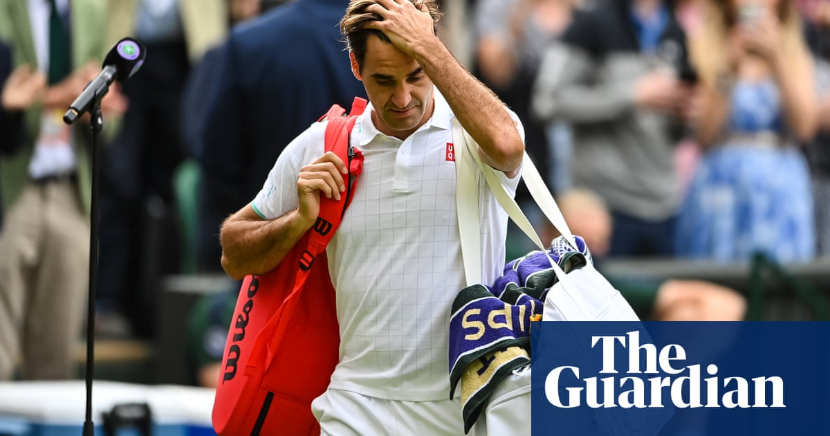 Roger Federer will hate taste of bagel, but it is too soon to write him off
