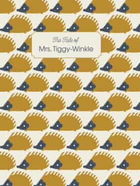 Mrs Tiggy Winkle - Orla Kiely