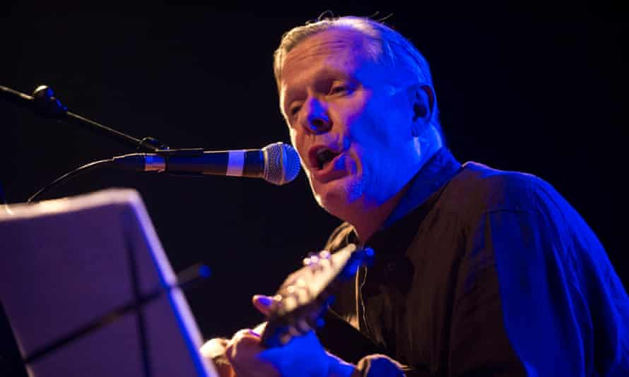 Accusation … Michael Gira of Swans.