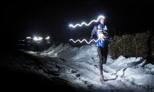 SaintéLyon night run