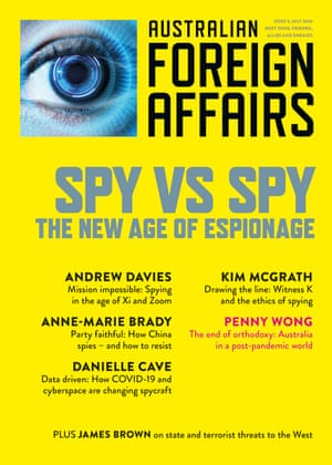 July 2020 cover of Australian Foreign Affairs