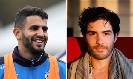 footballer of the year Riyad Mahrez; and actor Tahar Rahim.
