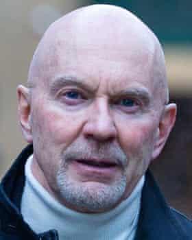 Former Barclays banker Roger Jenkins