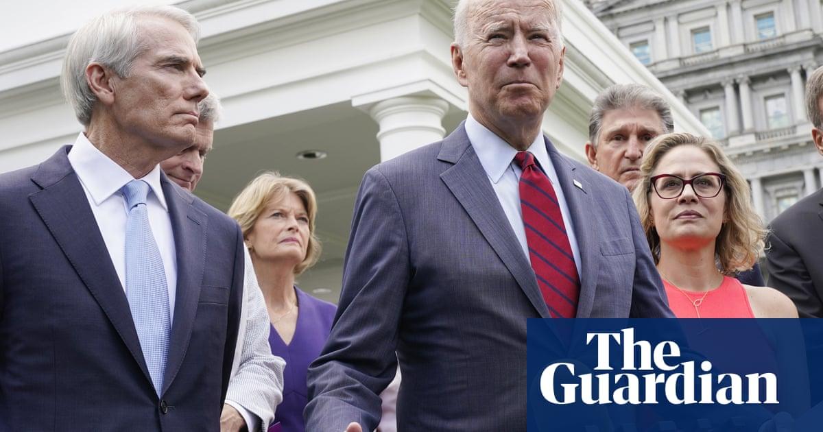 Republican will 'move forward' on infrastructure after Biden walks back veto threat
