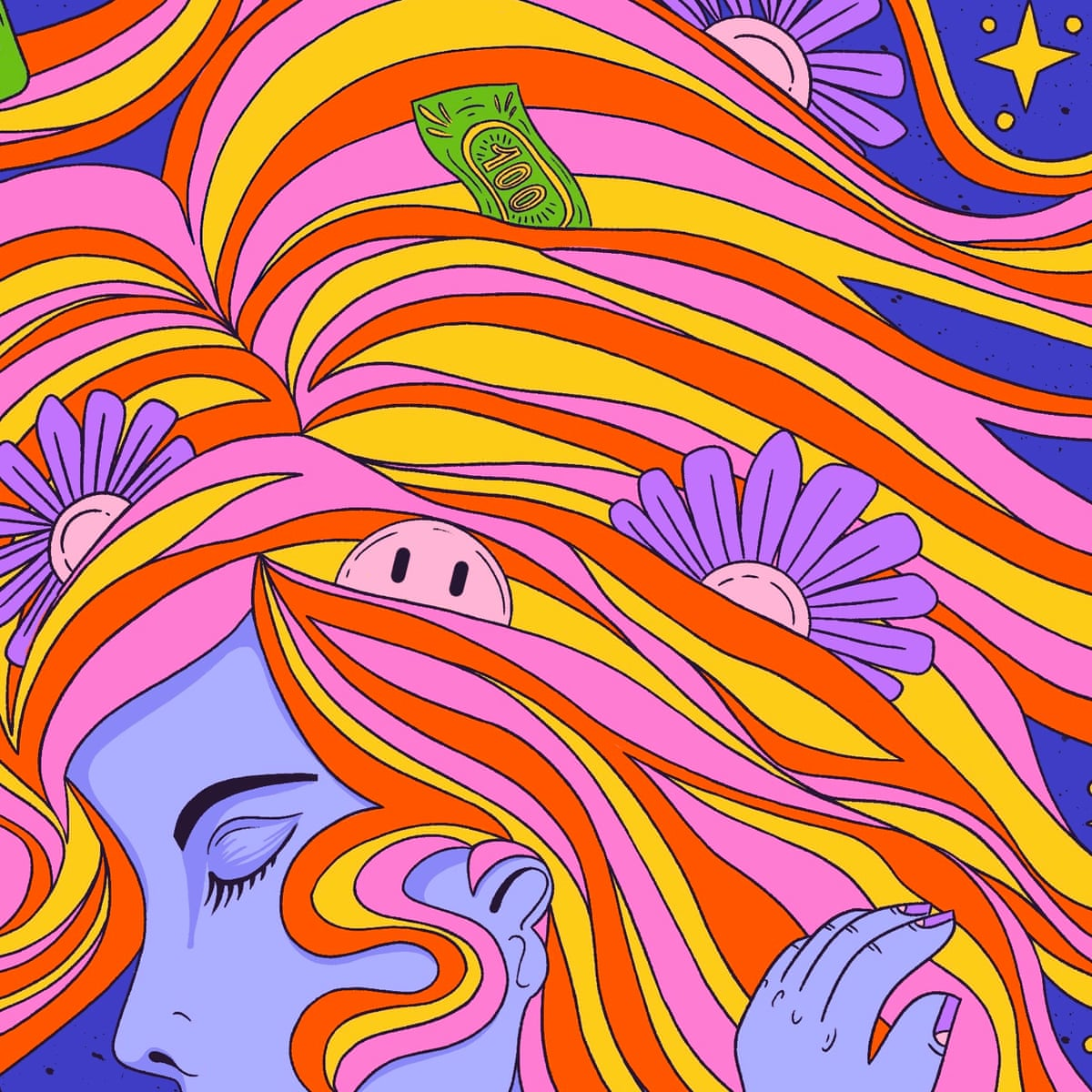 The ketamine blew my mind': can psychedelics cure addiction and depression?  | Health & wellbeing | The Guardian