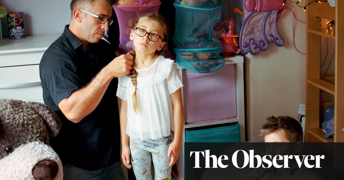 'You worry you'll be seen as weak': single dads in their own words – a photo essay