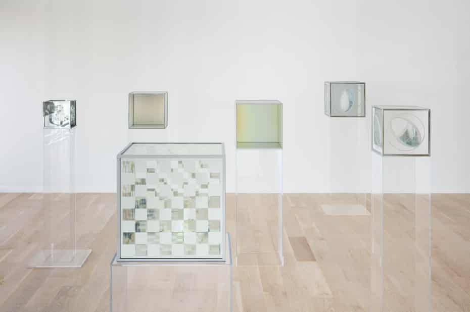 Larry Bell: Time Machines at ICA Miami