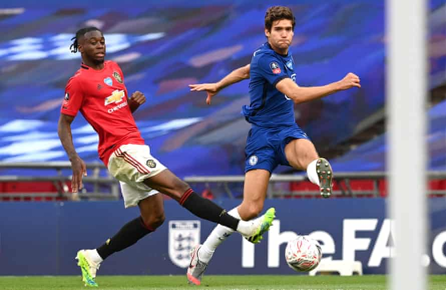 Marcos Alonso has maintained high workrate despite enduring a bitty Chelsea campaign and a backdrop of transfer links in his position.