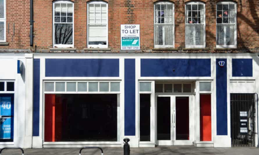 Buying a flat above an empty shop can be risky, as its use can be changed.