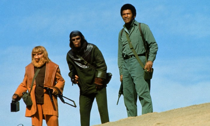 853dd0cd Ranked! The best and worst of the Planet of the Apes movies | Film | The  Guardian