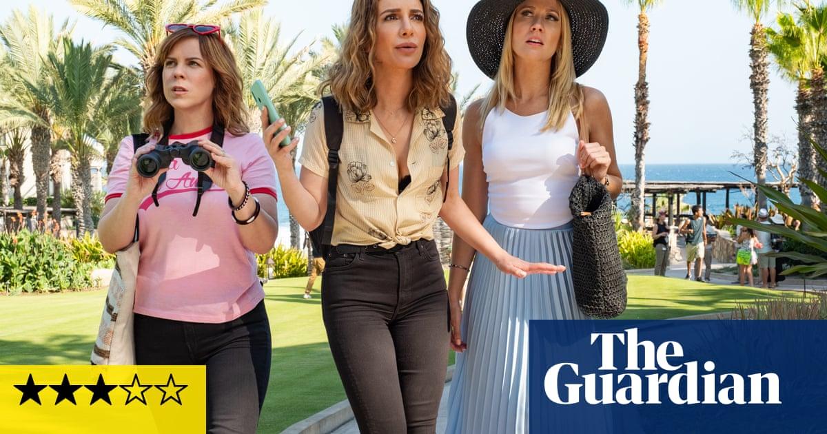 Desperados review – hit-and-miss Netflix comedy offers throwaway summer fun