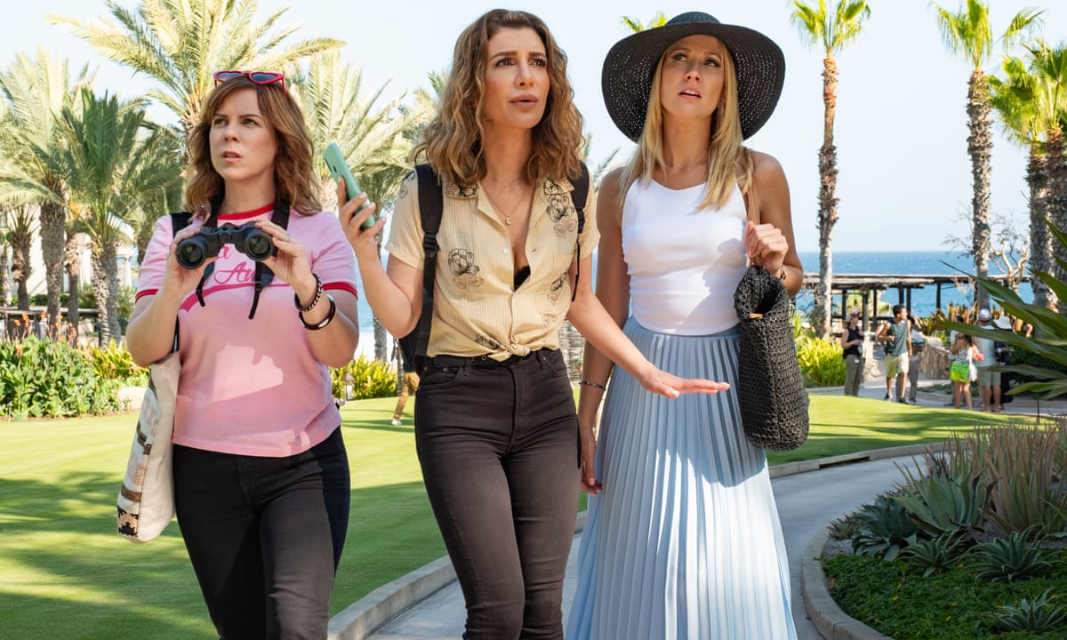 Desperados Review Hit And Miss Netflix Comedy Offers Throwaway Summer Fun Film The Guardian
