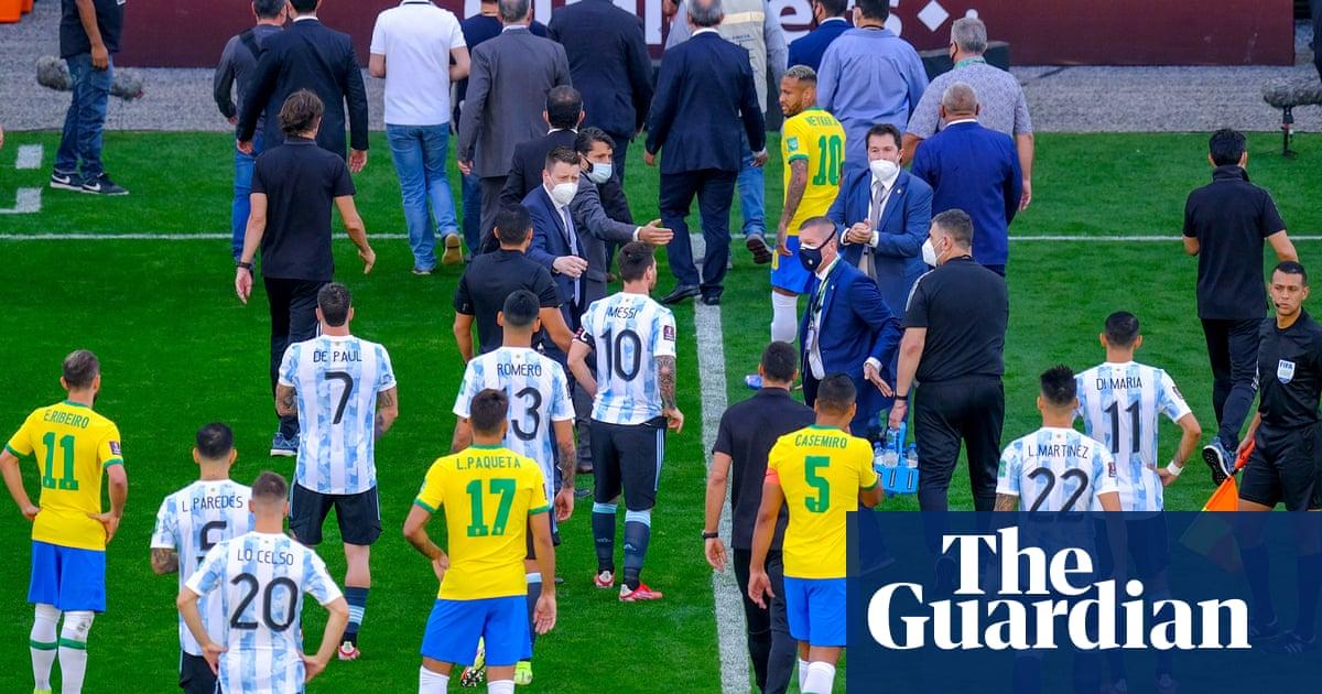 Brazilian police investigate Argentina's four Premier League players
