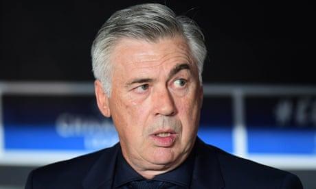 Carlo Ancelotti replaces Maurizio Sarri as Napoli coach