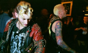 The launch of Punk Aid in 2001, a punk festival celebrating the 25th anniversary of the 100 Club festival in 1976.