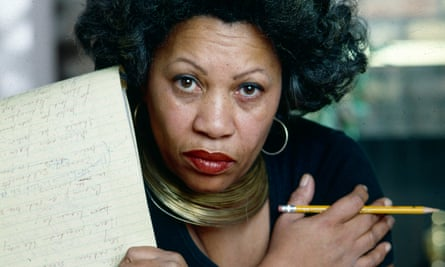 Toni Morrison in 1979.