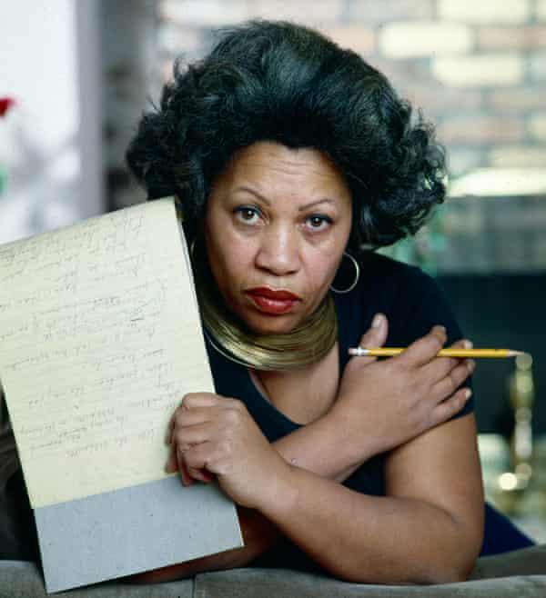 Toni Morrison in New York in 1979.