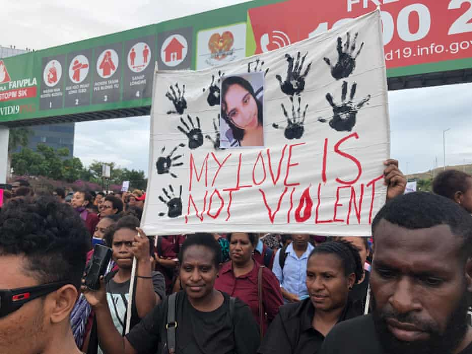 Jenelyn Kennedy was just 19 and a mother of two children before she was brutally murdered, allegedly by her partner, in Port Moresby, PNG.