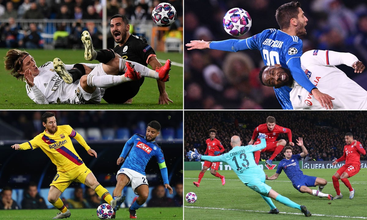 Champions League Last 16 Previews And Predictions For The Remaining Ties Football The Guardian