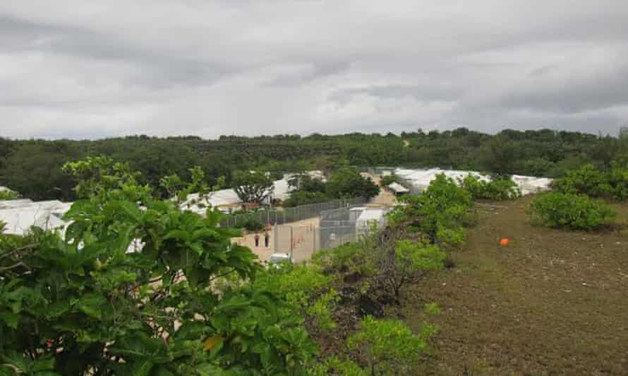 Nauru has about 1,000 people in Australia's detention centres in a population of 10,000.