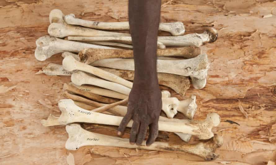 Aboriginal remains