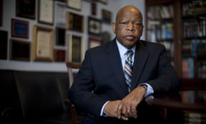 Congressman John Lewis: 'Our struggle is not a struggle for a few days for a few days – it is a struggle of a lifetime'