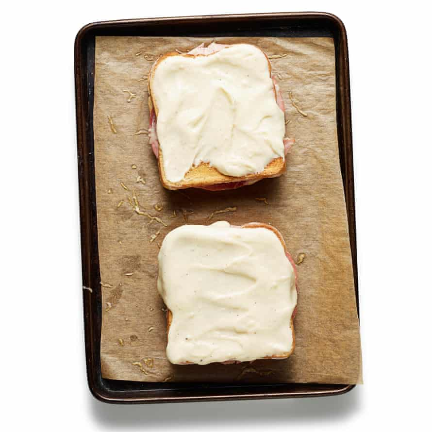 The perfect croque monsieur step 9