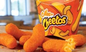 Mac n Cheetos from Burger King