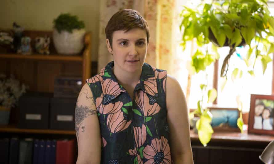 Hannah, Lena Dunham's character in Girls, uses misogynistic language.