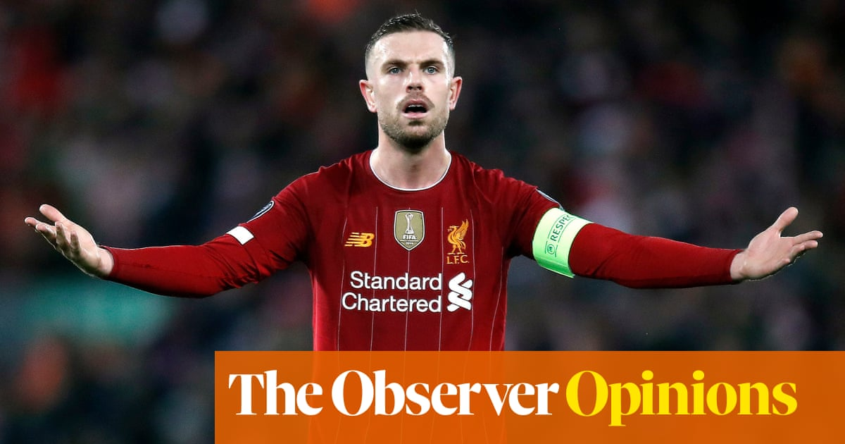 Own-goals all round as overpaid footballers get their usual kicking | Paul Wilson