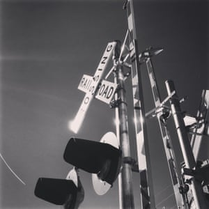 Level crossing in Fayetteville