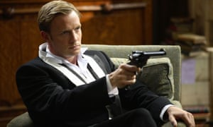 Rupert Penry-James as Richard Hannay in the BBC's 2008 adaptation of The Thirty-Nine Steps.