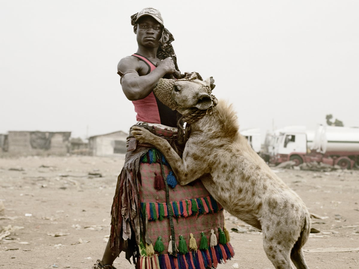 The Hyena Men