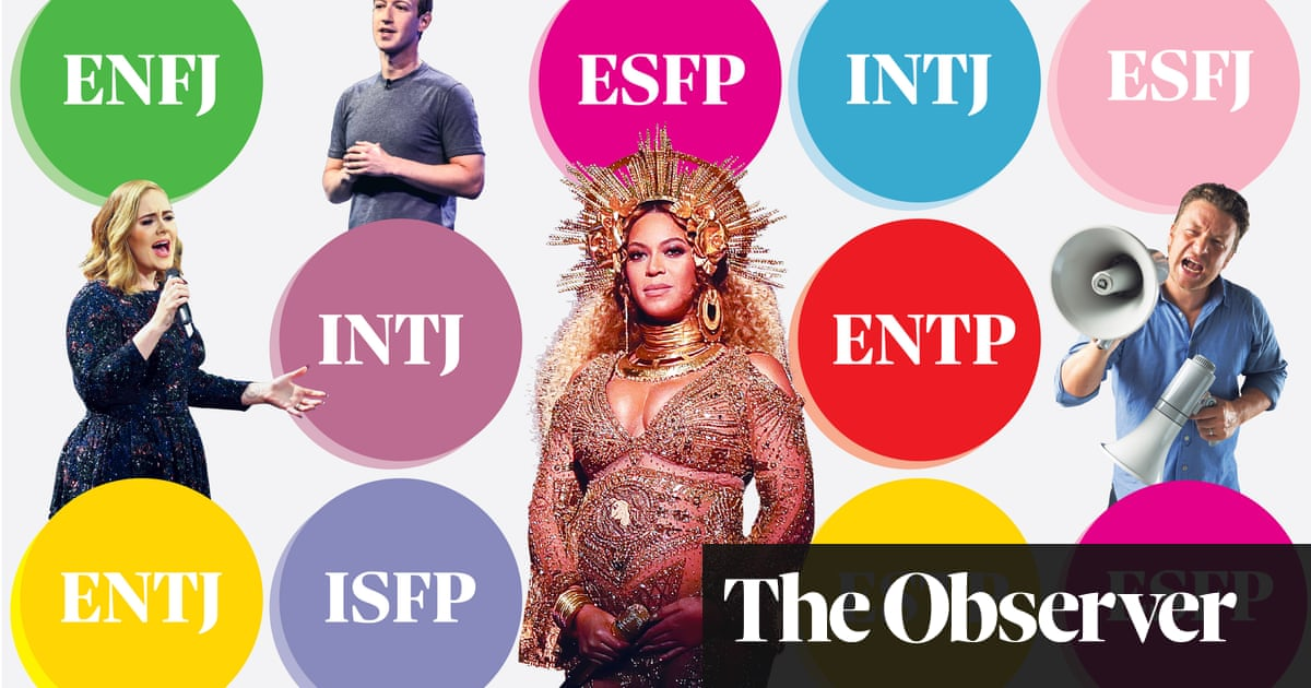Myers-Briggs personality tests: what kind of person are you