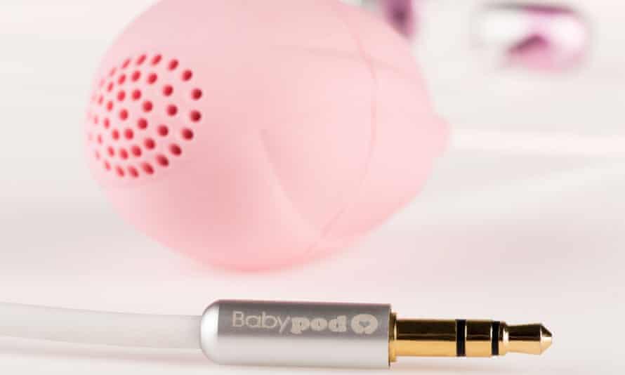 babypod speakers