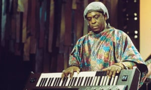 Space is still the place: Sun Ra – part of Afrofuturisms 'foundational pyramid' – performing live