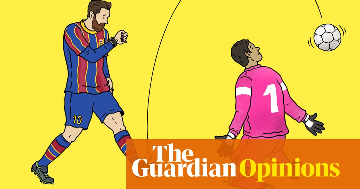 Lionel Messi may be heading towards his Vegas stage but the fire still burns | Barney Ronay