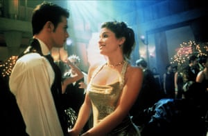 Freddie Prinze Jr and Rachael Leigh Cook in She's All That.