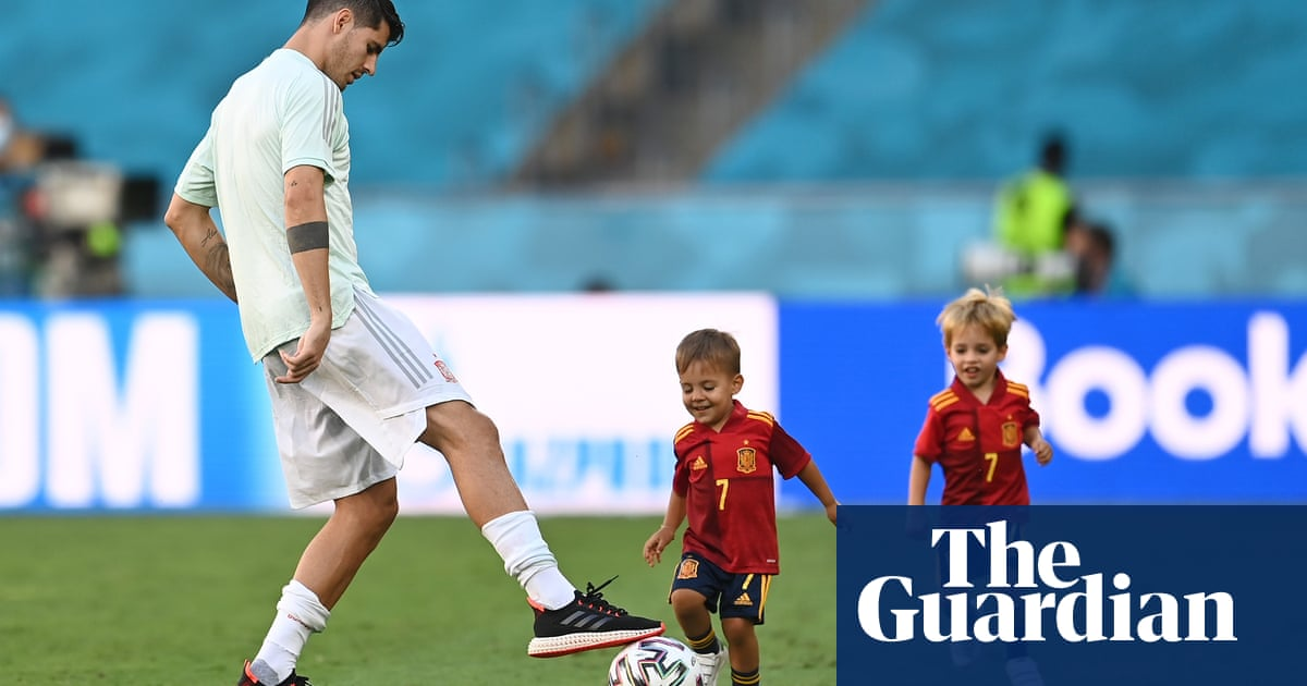 Morata reveals social media abuse and says Spain fans have shouted at family