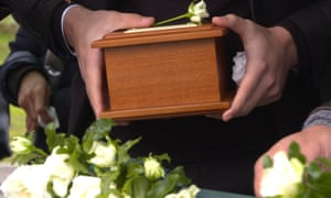 The family of Mohamed Amied Neda held a second funeral