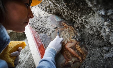 New discoveries at Pompeii come amid renaissance at site