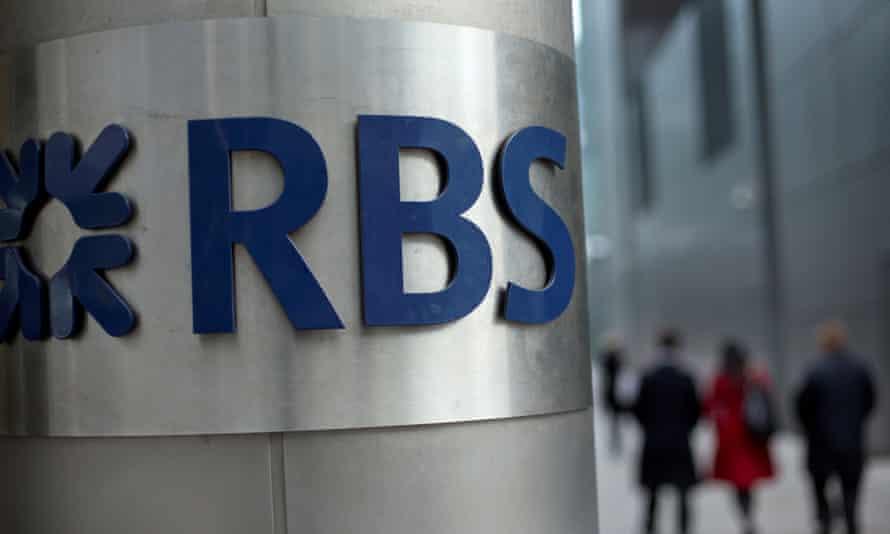 An RBS office in London