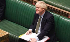 Boris Johnson's trademark tactic is now to refuse to engage.