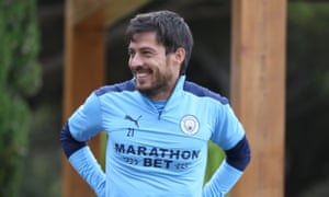 David Silva joined Manchester City from Valencia in 2010 and is confident he has at least another five years left at the top.